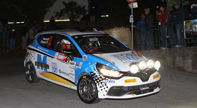Luca Rossetti, Matteo Chiarcossi (Renault New Clio RS #12, Promo Sport Racing)