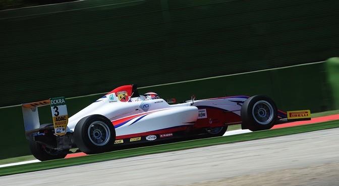 Yan Leon Shlom (Malta Formula Racing,Tatuus F.4 T014 Abarth #3)