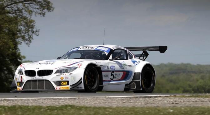 Comandini-Gagliardini (Roal Motorsport,BMW Z4 GT3 #5