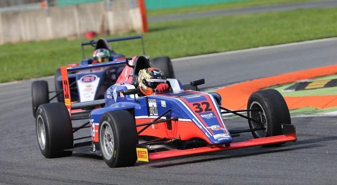 Kikko Galbiati (Antonelli Motorsport,Tatuus F.4 T014 Abarth #32)