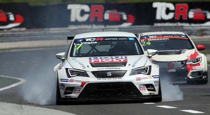 TCR series Salzburgring, Austria 29 - 31 May 2015