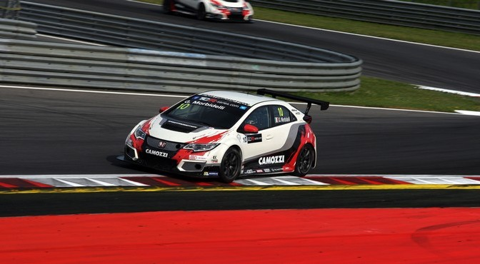 TCR series Red Bull Ring 11-12 July 2015