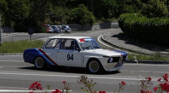 Salvatore Asta BMW 2002 tii (Sc. Bologna Sq. corse n.94)