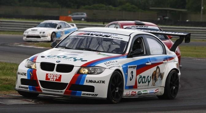 Valli-Montalbano (Zerocinque Motorsport, BMW M3 E90 #3)
