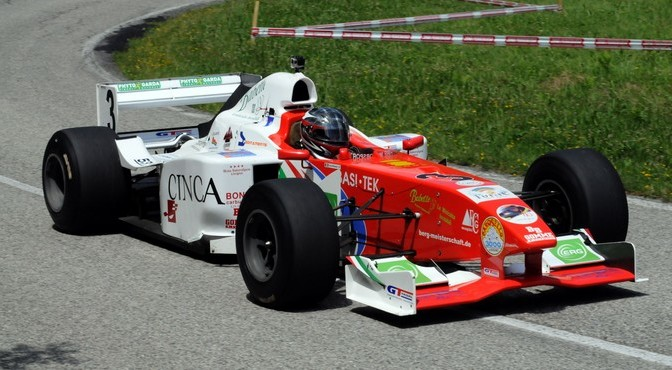 Bormolini Fausto (Best Lap - Reynard K02 # 3)