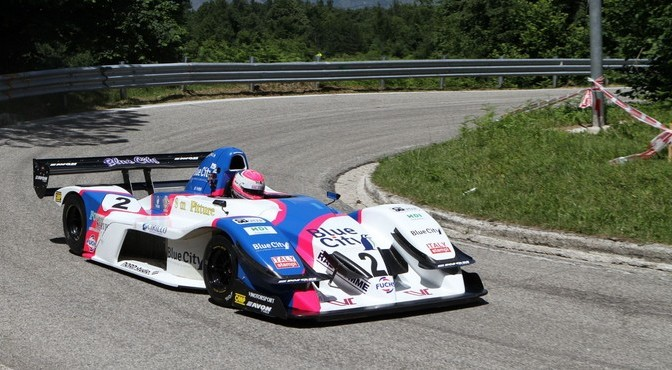 Christian Merli Osella FA 30 EVO Vimotorsport