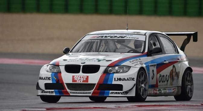 Valli-Montalbano (gruppo Piloti Forlivesi, BMW M3 E90 #3)