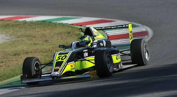 Joao Vieira (Antonelli Motorsport,Tatuus F.4 T014 Abarth #50)
