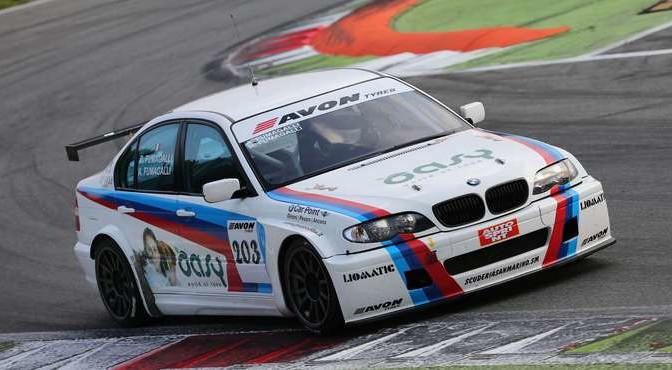 Roberto Fumagalli (Zerocinque Motorsport, BMW 320i B 24h 2.0 #203)