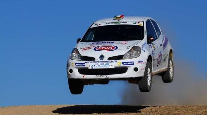 Nicolò Marchioro, Marco Marchetti (Renault Clio R3C #109)