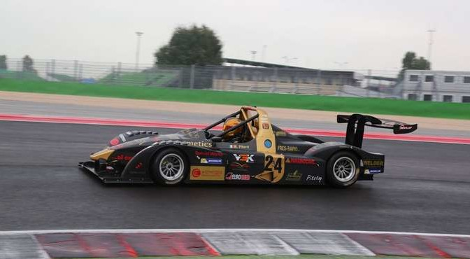 Maurizio Pitorri (Sport Made in Italy,Wolf GB 08 Honda-CN2 #24)