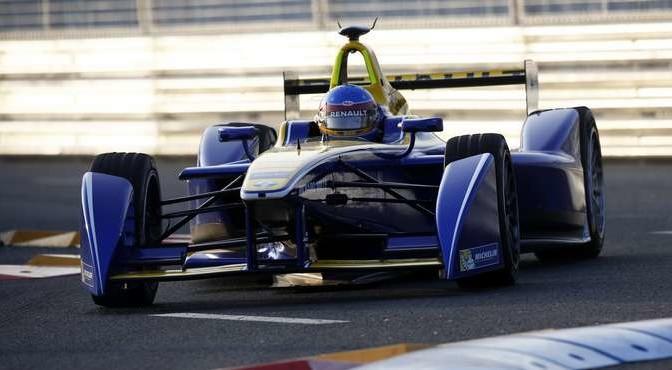 AUTO - FORMULA E BEIJING 2015