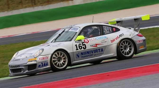 De Castro-Valori (Ebimotors,Porsche 997 Cup #165)