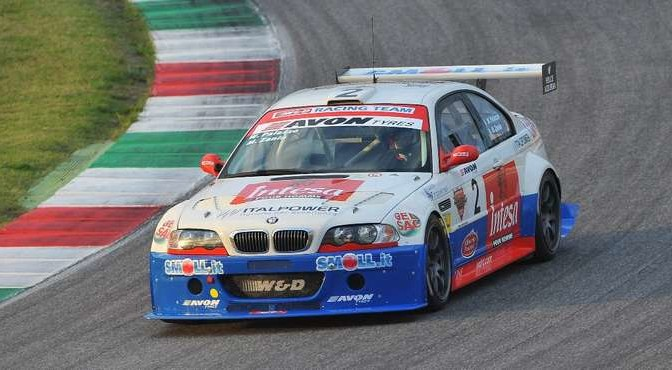 Palazzo-Zanin (W&D Racing Team,BMW M3 E46 #2)