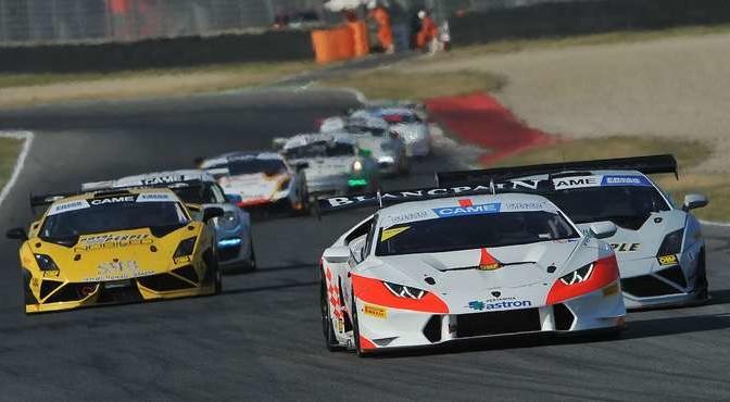 Manuele Mengozzi (VSR Racing,Lamborghini Hurac Cup 1 #308)
