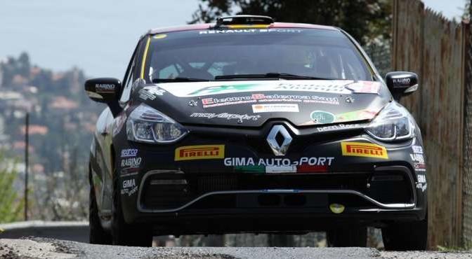 Kevin Gilardoni, Corrado Bonato (Renault Clio R3T #21, Movisport)