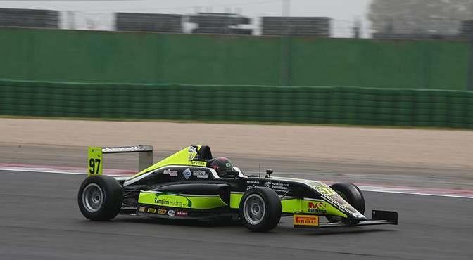 Joao Ricardo Vieira Queiroz (Antonelli Motorsport,Tatuus F.4 T014 Abarth #97)