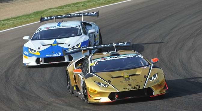 Damico-Zaugg (Raton Racing,Lamborghini Huracan, S.GTCup #108)