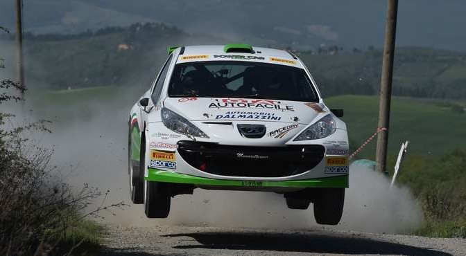Andrea Dalmazzini, Giacomo Ciucci (Peugeot 207 S2000 #16, Power Car Team)