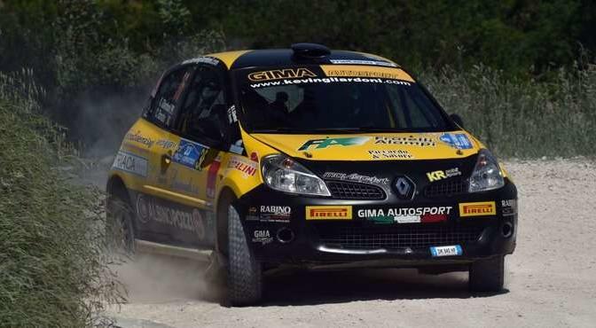 Kevin Gilardoni, Corrado Bonato (Renault Clio R R3C #36, Sc Movisport Srl)