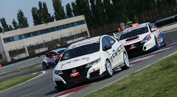 Karl Gustav Nerman (Jas Motorsport,Honda Civic-TCS2.0 #115)