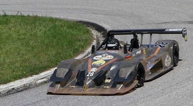 Luigi Bruccoleri Osella Pa 2000 #28 (Sc Concordia Motorsport)