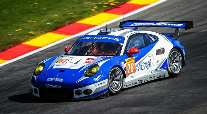 MOTORSPORT : FIA WEC - 6 HOURS OF SPA FRANCORCHAMPS (BEL) - ROUND 2 05/05-07/2016