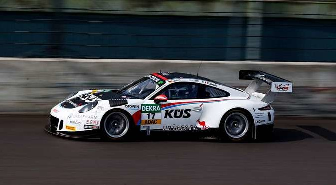 Motorsports: DTM race Lausitz, Lausitzring, Saison 2016