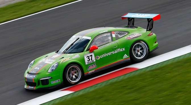 Porsche Mobil 1 Supercup Spielberg 2016