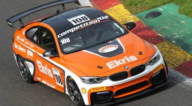 GT4series Spa Francorchamps  08-09.07.2016 Photographer Chris Schotanus