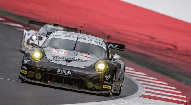 #88 PROTON COMPETITION (DEU) / Porsche 911 RSR 991 - ELMS 4 Hours of Red Bull Ring - RedBull Ring Circuit - Spielberg - Austria