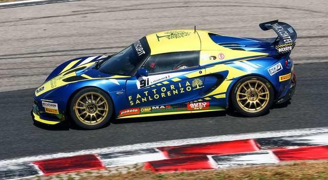 Lotus Cup Italia 2016 - Magione