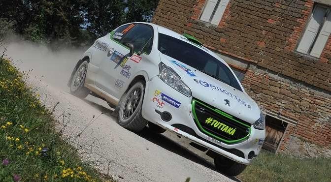 Marco Pollara, Giuseppe Princiotto (Peugeot 208 R R2B #34, CST Sport)