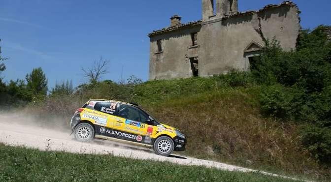 Kevin Gilardoni, Corrado Bonato (Renault Clio R R3C #28, Movisport)