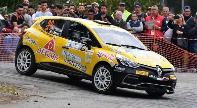 Kevin Gilardoni, Corrado Bonato (Renault Clio R R3T #29, Movisport)