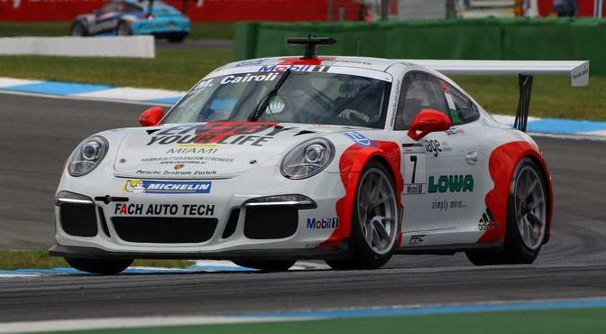 Porsche Mobil 1 Supercup Hockenheimring, Germany 29 - 31 July 20