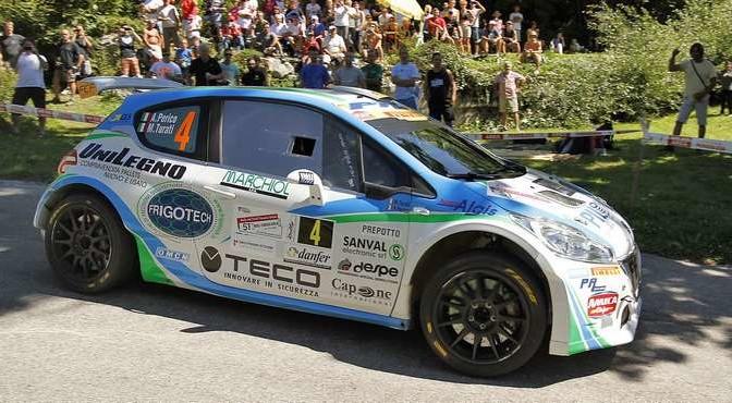Alessandro Perico, Mauro Turati (Peugeot 208 T16 R5 #4)