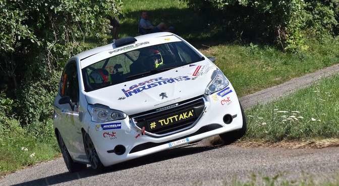 Marco Pollara, Giuseppe Princiotto (Peugeot 208 R2B #37, Cst Sport)