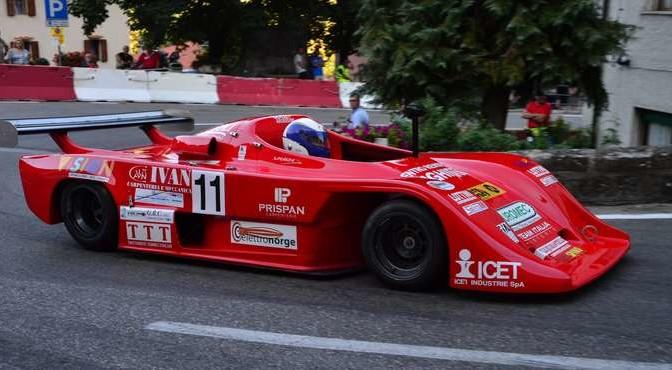 Stefano peroni - Team Italia - Osella PA/8 - 11