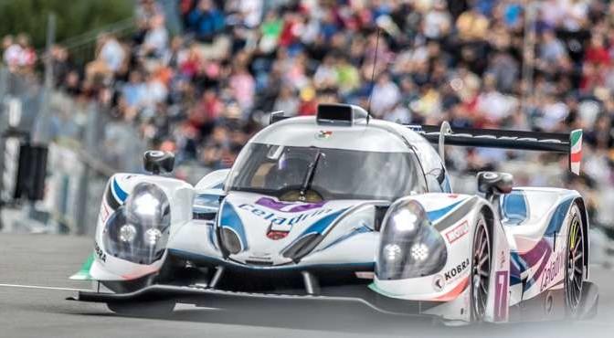 #7 VILLORBA CORSE (ITA) / Ligier JS P3 - Nissan - ELMS 4 Hours of Red Bull Ring - RedBull Ring Circuit - Spielberg - Austria