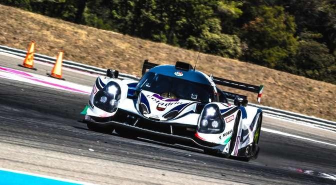 Car #7 / VILLORBA CORSE / ITA / Ligier JS P3 - Nissan - ELMS 4 Hours of Le Castellet - Circuit Paul Ricard - Le Castellet - France
