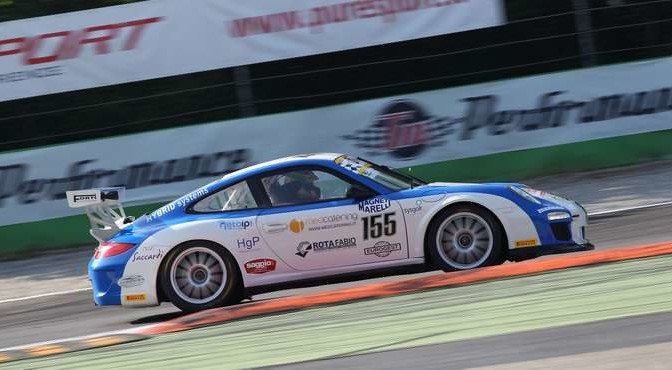 Magister-Carboni (Drive Technology-Porsche 997-GTCup #155)