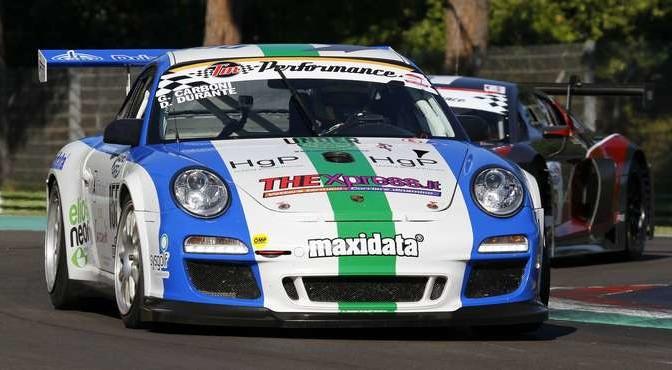 Carboni-Durante (Drive Technology,Porsche 997Cup-GTCup #155)