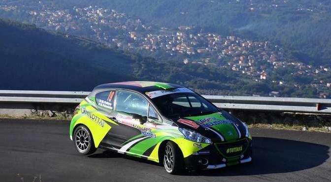 Marco Pollara, Giuseppe Princiotto (Peugeot 208 R R2B #19, Cst Sport)