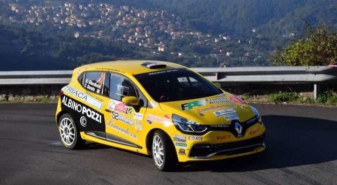 Kevin Gilardoni, Corrado Bonato (Renault Clio R R3T #12, Movisport)