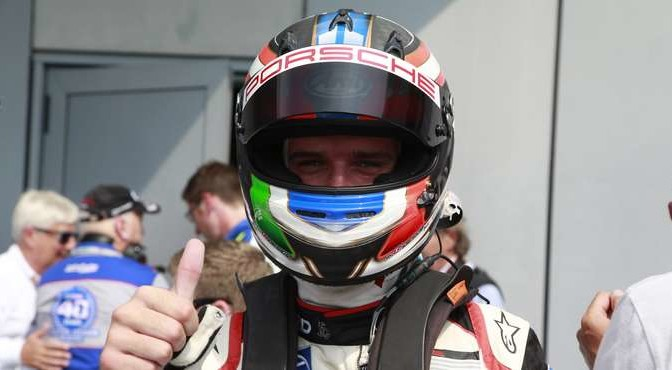 Porsche Mobil 1 Supercup Monza, Italy 02 -04 September 2016