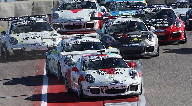 Porsche Supercup Austin, USA 21 - 23 October 2016