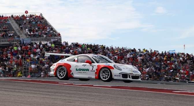 Porsche Supercup Austin, USA 21 - 23 October 2016