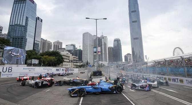 AUTO - FORMULA E HONG-KONG 2016
