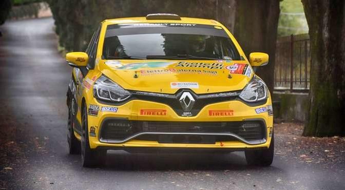 Kevin Gilardoni, Corrado Bonato (Renault Clio R R3T #15, Movisport)